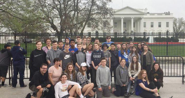Students in Washington, DC
