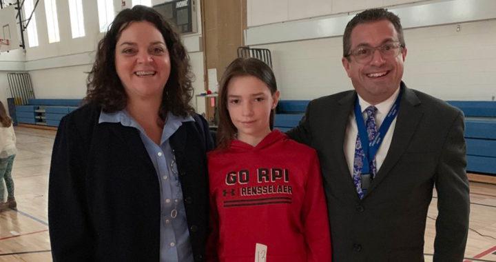 Spelling Bee winner